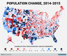 Half Of The US Population Lives In The Superdense Counties - Us population map by halfs