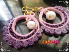quilling#jewelry# paper
