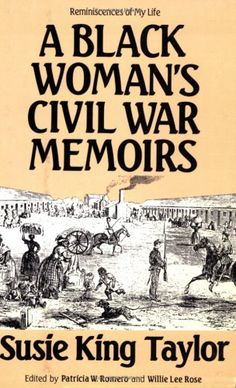 This volume contains the memoirs of a black woman around the time of the Civil War, caught up with the United States coloured troops late S.C volunteers. edited by Patricia W. with a new introduction by Willie Lee Rose. Black History Books, Black History Facts, Black Books, I Love Books, Good Books, Books To Read, African American Literature, Black Authors, Reading Material