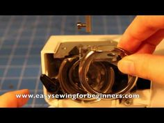 Tutorial for sewing machine maintenance at home, especially how to oil and clean you front loading bobbin machine. After watching this video you will feel co. Sewing Hacks, Sewing Tutorials, Sewing Crafts, Sewing Tips, Sewing Ideas, Sewing Machine Repair, Sewing Machines, Knitting Projects, Sewing Projects