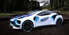 Ford WRC Concept by Ken Nagasaka