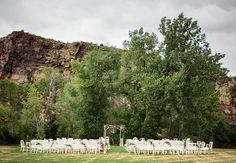 This Colorado Wedding Is Everything That's Sweet