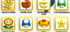 New Super Mario Bros 2 – Mario Power Ups Guide