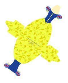 Passatempo da Ana: Moldes: Caixinhas Princesas Disney 2