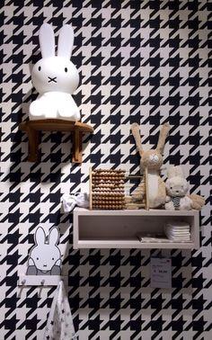 Behang kinderkamer / Wallpaper Kids room collection Art of Living - BN Wallcoverings