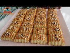 Sós süti recept! Vigyázat, ezek a sütik függőséget okozhatnak! - YouTube