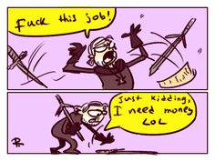 The Witcher 3, doodles 98 by Ayej.deviantart.com on @DeviantArt
