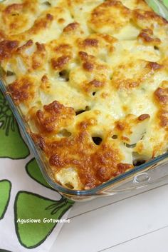 Nutrition Plans, Diet And Nutrition, Polish Recipes, Kfc, Lasagna, Macaroni And Cheese, Slow Cooker, Healthy Lifestyle, Healthy Living
