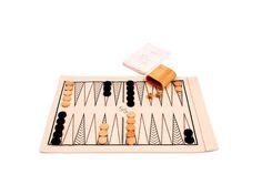 The Original Canvas Roll-Up Game-Bag Set Backgammon & Checkers — A SUMMER SHOP