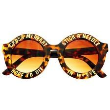 a27ee22eb8 Vintage sunglasses with an