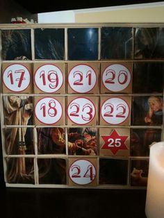 calendario dell'avvento advent calendar