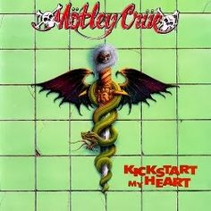 Somethings are so cheesy you have to love them - Motley Crue Dr Feelgood (Aniv) (Clean) Album Cover Greatest Album Covers, Iconic Album Covers, Music Album Covers, Nikki Sixx, Motley Crue Albums, Motley Crue Poster, Hard Rock, Motley Crue Dr Feelgood, Rock Band Posters