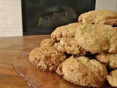 Ginny's Low Carb Kitchen...cookies