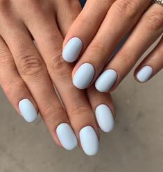 90 Everyday Nail Art Ideas 2019 in our App. 90 Everyday Nail Art Ideas 2019 in our App. Daily ideas of manicure and nail design. Gorgeous nails always! ideas of manicure and nail design. Gorgeous nails always! Light Colored Nails, Light Nails, Pastel Blue Nails, Pastel Nail Art, Shellac Nails, Manicures, Shellac Nail Colors, Hair And Nails, My Nails