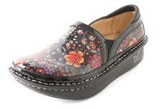 Alegria Debra Midnight Garden - on closeout for $69! | Alegria Shoe Shop #AlegriaShoes #Closeout