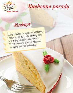 Biszkopt Nails Inspiration, Vanilla Cake, Nutella, Easy Meals, Food And Drink, Sweets, Healthy Recipes, Chocolate, Cooking