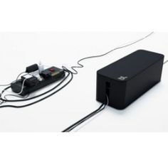 BlueLounge CableBox Cable Management – Black