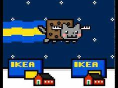 Nyan Cat SWEDEN!!!