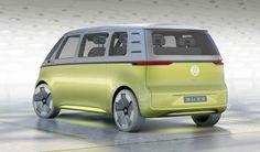 Volkswagen I.D. Buzz Concept Van