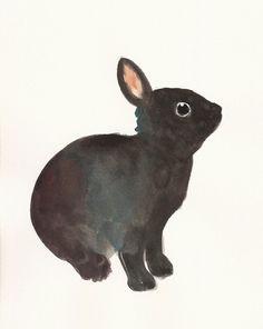 bunny by dimdi.