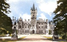 The good old days - Chateau Miranda (Noisy) - Historical pictures
