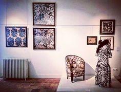 """#Expo """"#Dufy #tissus & créations"""" (3/10) #musée des #beauxarts de #Carcassonne  #aude #audetourisme #jaimelaude #LanguedocRoussillon #sud #suddefrance #southfrance #igersfrance #ig_france #exhibition #museum #exposition #tissu #RaoulDufy"""