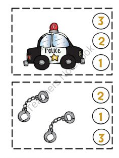 24 Best Preschool: CH-Police Officer images in 2016 | Police
