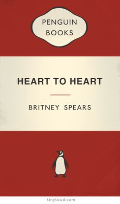 Britney Spears, Heart to Heart. Another Penguin Classic?