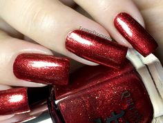 Fashion Polish: A-England Elizabeth & Mary collection review= Gloriana Hair And Nails, My Nails, Fabulous Nails, Nail Polish, Mary, England, Nail Art, Blog, Beauty