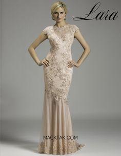 Lara 32314 Front Blush Dress Photo $700. 4.