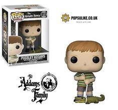 Pugsley Funko Pop Vinyl The Addams Family Funko Pop Dolls, Funko Toys, Funko Pop Figures, Pop Vinyl Figures, Pop Marvel, Disney Marvel, The Addams Family 1964, Pop Toys, Pop Television