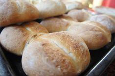 """Pan marraqueta o """"pan batido"""" receta chilena"""
