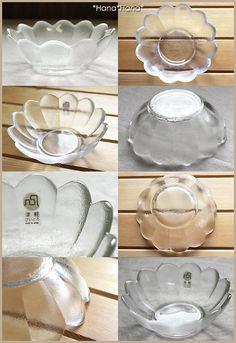 花型 ガラス食器 おしゃれ ガラス食器 花形ボウル 小鉢 日本製。ガラス 津軽びいどろ 菊型浅鉢 11cm 【新生活】
