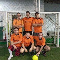 ¡El Equipo de Fútbol de Presence en Manizales - Colombia!