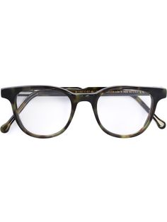 a79f65bfe7 Cutler   Gross Rectangular Frame Glasses - Farfetch