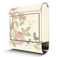 Briefkasten mit Wunschtext   banjado Manufaktur Manualidades, Mailbox