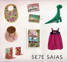 Some of the products you can find on SE7E SAIAS store.