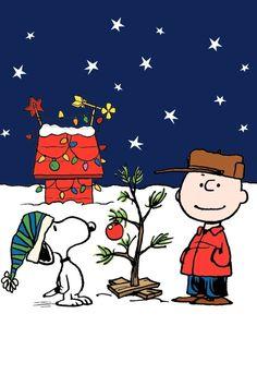 .Snoopy Christmas & Charlie Brown