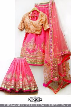 Banglory silk lehenga with sequence, hand embroidery. Net dupatta wirh heavy embroidery .Mustard color banglory silk choli. Lehenga inner is satin silk. Can be stitched upto 42