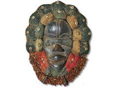 Dan Maske Liberia/Afrika 45cm kaufen