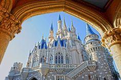 Cinderella's Castle-A Different View