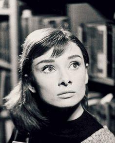 Audrey Hepburn in Funny Face (Stanley Donen, 1957)