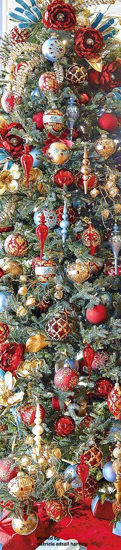 O Christmas Tree Noel Christmas, Victorian Christmas, Vintage Christmas, Nutcracker Christmas, Christmas Colors, Xmas Tree, Christmas Tree Decorations, Christmas Tree Ornaments, Beautiful Christmas Trees