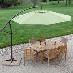 11 Foot Umbrella - 3 year Fade Warranty - $399