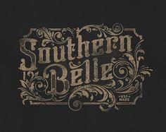 Southernbelle detail