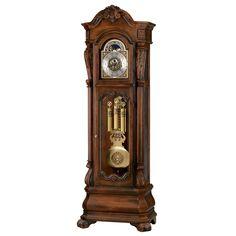 Have to have it. Howard Miller Hamlin Grandfather Clock - $4920.3 @hayneedle