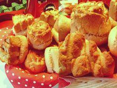 pamelopee: Santa's Breakfast - Warme Quark-Zimtbrötchen für den Weihnachtsmorgen (Rezept)