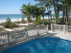 Treasure Island House Rental: Deluxe Beachfront Townhome ~with~ Pool | HomeAway