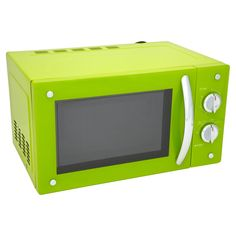 Wilko Microwave Lime Green 20L | Microwaves | | Kitchen Electrics from Wilkinson Plus