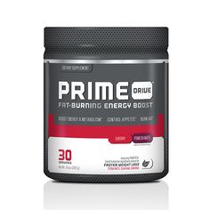 I may end up trying this if it's energy & weight loss in one! Weight Loss Supplements: Prime Drive® product info & reviews   Complete Nutrition